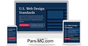 استانداردهای طراحی سایت