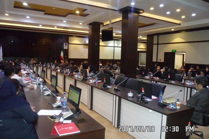 کنفرانس آموزشی تبلیغات در فضای مجازی
